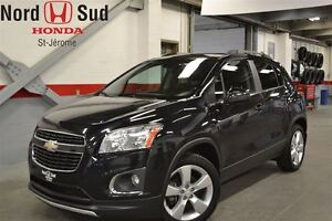 2013 Chevrolet Trax **CUIR**TOIT OUVRANT**AWD**