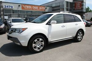 2009 Acura MDX AWD - LEATHER - SUNROOF - PRISTINE CONDITION