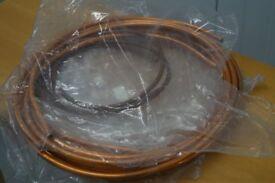 Copper Pipe - Yorkshire Minibore