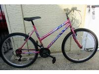 bikes adult ladies Jazz - 26inch wheel