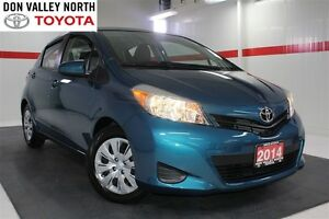 2014 Toyota Yaris LE Btooth Pwr Wndws Mirrs Locks A/C