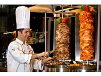 Professional Pizza and doner maker wanted
