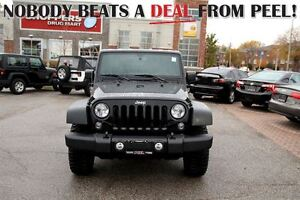2016 Jeep Wrangler Rubicon CERTIFIED & E-TESTED!**FALL SPECIAL!*