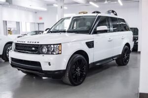 2012 Land Rover Range Rover Sport HSE BLACK PACK