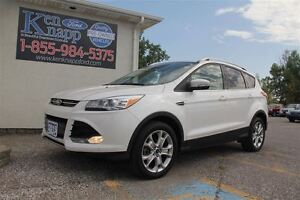 2015 Ford Escape Titanium | 4X4 | FULLY LOADED