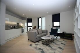 ** Brand new one bedroom luxury apartment set within Royal Wharf. CB **