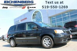 2013 Chrysler Town & Country Touring-L *DVD/LEATHER*