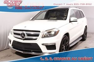 2014 Mercedes-Benz GL-Class GL350 BlueTEC DESIGNO CUIR/LEATHER A
