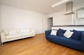Large two double bedroom apartment situated on the second floor of this Period conversion