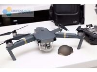 DJI Mavic Pro DRONE with Extra Battery and case UK Reciept