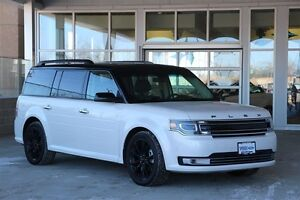 2016 Ford Flex Limited 365HP Eco w. Appearance Pkg Certified Pre