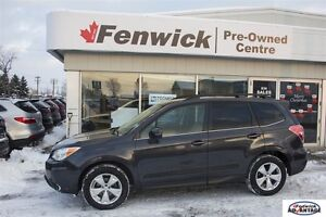 2014 Subaru Forester 2.5i Limited Package - Accident Free - Non