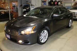 2010 NISSAN MAXIMA S/SV - WE FINANCE - ALL CREDIT TYPE