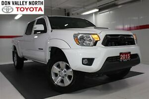 2015 Toyota Tacoma V6 Btooth BU Camera Heated Seats