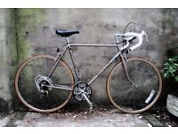 BRITISH EAGLE. 23 inch, 59 cm, vintage racer racing road bike, 10 speed
