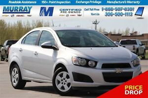 2015 Chevrolet Sonic LT*REMOTE START*HEATED SEATS*REAR CAMERA*