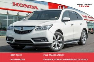 2016 Acura MDX Elite Package