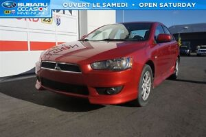 2010 Mitsubishi Lancer SE BLUETOOTH+MAGS+SIEGES.CHAUFFANTS