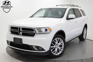 2016 Dodge Durango Limited AWD CUIR TOIT OUVRANT