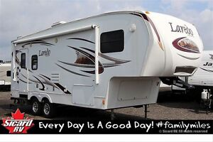 Laredo Fifth Wheels Buy Or Sell Used Or New Rvs Campers