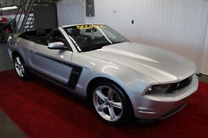 2012 Ford Mustang 5.0L GT * CONVERTIBLE, MAGS