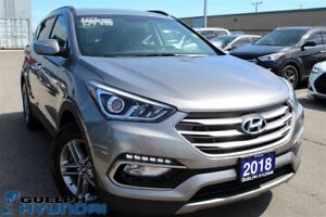 2018 Hyundai Santa Fe Sport 2.4-BACKUP CAM,FRONT&REAR HEATED SEA