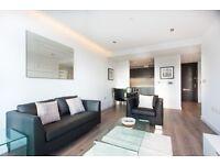 ( 1 ) One bedroom with balcony, Satin House, 15 Piazza Walk, Goodman's Fields, London, E1