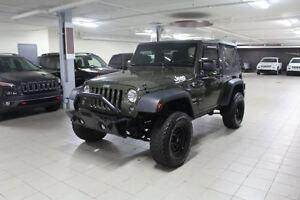 2015 Jeep Wrangler SPORT PLUS 4X4 *A/C*