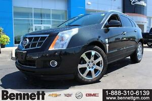 2011 Cadillac SRX Premium Collection - AWD, NAV, REAR DVD, 20 RI