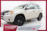 2008 Toyota RAV4 AWD * A/C+ GROUPE ÉLECTRIQUE*