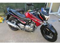 2016 SUZUKI INAZUMA 250cc