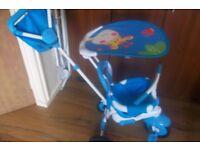 Fisherprice Trike 3in1