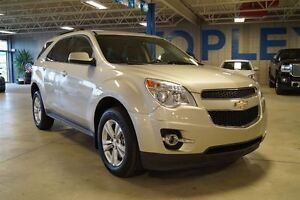 2015 Chevrolet Equinox LT, AWD, Heated Leather Seats, Bluetooth