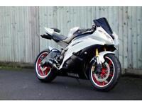 Yamaha R6 13S 2008