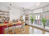 SHORT TERM LET: 2 bed split level flat, East Dulwich SE22, available from 10 June