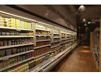 Sales Assistants (Part Time) wanted for Organic Supermarket in Spitalfields