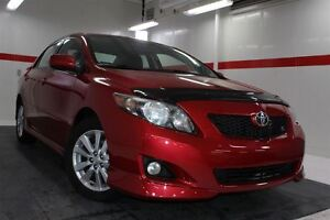 2010 Toyota Corolla S Manual AUX Cruise Alloys Pwr Wndws Mirrs L