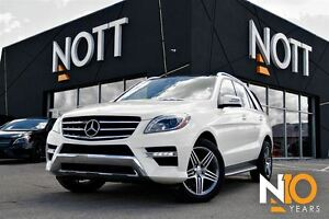 2013 Mercedes-Benz M-Class ML 350 BlueTEC 4MATIC, AMG Sport