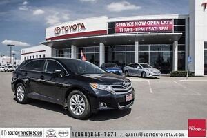 2015 Toyota Venza 4cyl AWD 6A Very LOW Kms, ONE Owner, Like NEW
