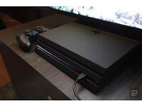 PlayStation 4 PRO // BRAND NEW