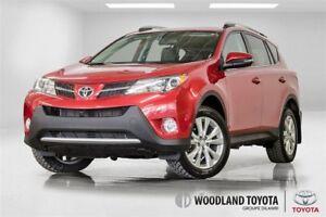 2014 Toyota RAV4 GPS / CUIR / TOIT / MAGS