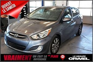 2017 Hyundai Accent SE - BLUETOOTH - TOIT OUVRANT - MAGS -
