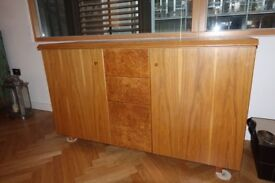 HEALS Solid Oak Sideboard - New Lower Price