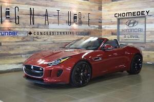 2014 Jaguar F-TYPE V6 SUPERCHARGED