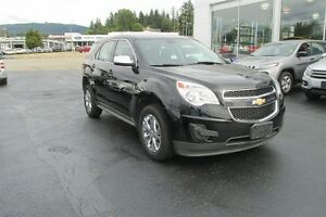 2011 Chevrolet Equinox LS - One Owner!!