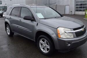 2005 Chevrolet Equinox LT/AWD/CRUISE/AC/CUIR