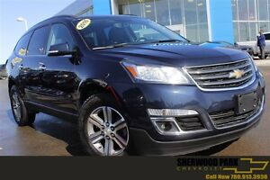 2016 Chevrolet Traverse 2LT AWD| Dual Sun| Nav| Heat Leath| Pwr