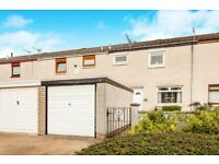 3 double bedroom property , garage, private front and back garden