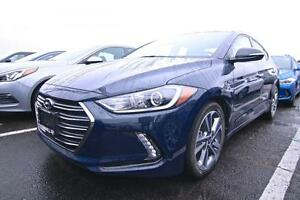 2017 Hyundai Elantra Ultimate, Adaptive Cruise Control, Lane Dep