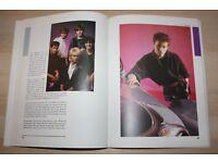 Duran Duran The Book Of Words UK book 0-7119-0547-9 OMNIBUS 1984